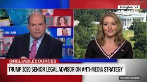 Brian Stelter challenges Trump attorney ...