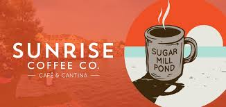 In 1952, a man by the name of buddy bach opened up a small coffee shop. Sunrise Coffee Co Sugar Mill Pond Home Facebook