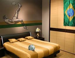 Attractive ... Great Soccer Decor For Bedroom 20 ...