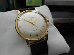 17 best images about gold watches 1960s leather vtg lord elgin ford engraved men s 10k solid gold 23 jewels watch c34mm l18mm