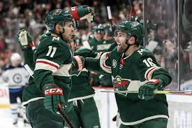 2019 20 Wild Depth Chart What It Looks Like After The Re