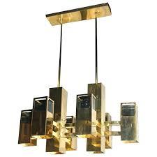 antique brass chandelier vintage brass and smoked cube chandelier for vintage brass chandelier made in antique brass chandelier transitional
