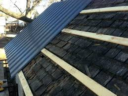 installing a metal roof over shingles how to install roofing photo 9 of g37