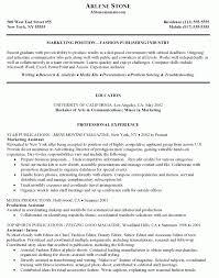 marketing cv format resume formt cover letter examples resume format marketing resume format for marketing