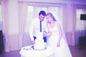 If the reception is an elaborate one with many guests, then the couple would cut the cake after the dinner is served and after they enjoy their dance i.e. Songs For Cake Cutting Boone Pro Events