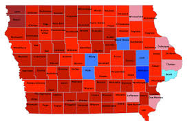 presidential elecion results bleeding heartland