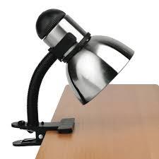 henrik adjule clip on desk lamp image