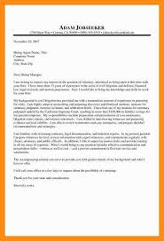 12 13 Law Firm Cover Letter Samples Elainegalindo Com
