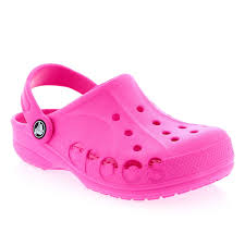 Crocs Unisex Kids Junior Baya Slip On Holiday Beach Clogs