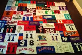Sports Memories t-shirt quilt – T-Shirt Quilts – Got Quiltz & Owner: Wade Adamdwight.com