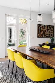 Yellow Chairs For Living Room 25 Best Ideas About Yellow Dining Room On Pinterest Yellow