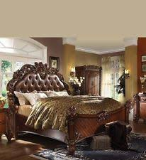 luxury king size bedroom furniture sets. Formal Luxury Antique Vendome Cherry Eastern King Size Bed Bedroom Furniture Sets