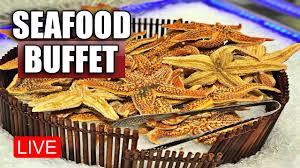 14$ SEAFOOD Buffet Qingdao - YouTube