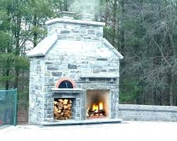 pizza oven outdoor fireplace combo outdoor fireplace with pizza oven image plans k how to build