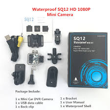 <b>Portable SQ11</b> SQ8 HD 1080P Car Home CMOS Sensor Night ...