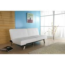 Models White Futon Sofa Bed Foldable D Inside Design Inspiration