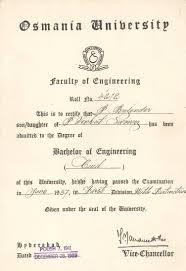 Sample Bcom Degree Certificate New Shobhit University Degree ...