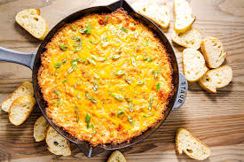 Best Hot Crab Dip Recipe - How To Make ...
