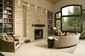 stone accent wall stone living room the ambience effect living room samples stone wall stones on stone accent wall