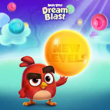 Red presents to you: 50 brand... - Angry Birds Dream Blast