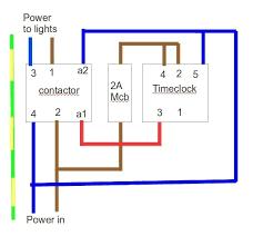 4 pole contactor wiring diagram contactor relay wiring diagram how to wire a contactor for a 3 phase motor at Contactor Wiring Diagram
