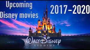 New disney movies 2017