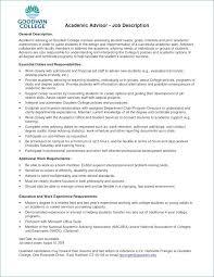Service Advisor Job Description Cover Letter Automotive Service