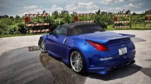 nissan 350z black convertible. blue nissan 350z roadster wallpaper 2016 rear bumper black convertible i