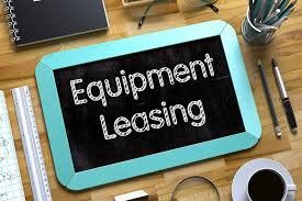 Equipment Leasing The Ultimate Guide
