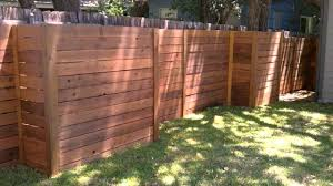 horizontal wood and metal fence. Perfect And Horizontal Wood And Metal Fence T Inside Fence