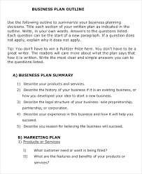 Benefits of writing a good business plan