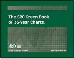 Srcs 2019 Green Book Of 35 Year Charts Srcs Long Term Charts Online Service