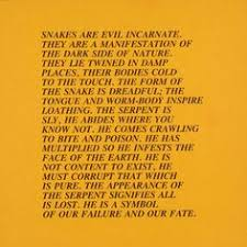 rejoice our times are intolerable jenny holzer and her  untitled from inflammatory essays 1979 82 lithograph on paper 43 1 x 43 1
