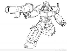Transformers Coloring Pages Optimus Prime Books Printable Pdf The