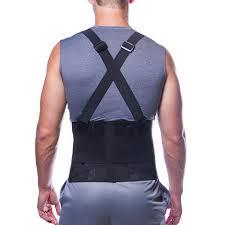 Back Belt for Heavy Lifting | Men\u0027s Lower Support Brace