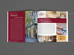 Flyer Template For Pages Hotel And Motel Brochure Template Vol 2 12 Pages
