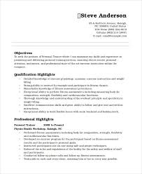 Sample Of Personal Information In Resume Folo Us