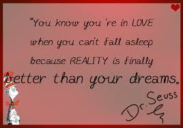 Dr Seuss Dream Love Quote Best Of Dr Seuss's Notion Of Love Let's Talk Cosmetics