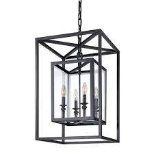 lantern pendant lighting. wonderful lighting warwick dark bronze fourlight lantern pendant intended lighting n