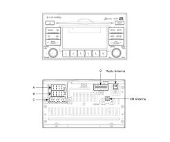2007 kia sedona stereo wiring diagram wiring solutions rh rausco com 2005 kia sedona firing order diagram kia sedona fuse diagram for 2009