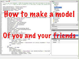 Make Roblox Roblox Studio Make A Model Of Yourself And Others Roblox Amino