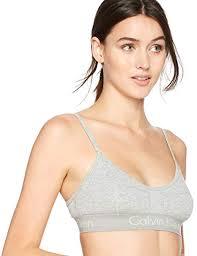 Calvin Klein Womens Body Unlined
