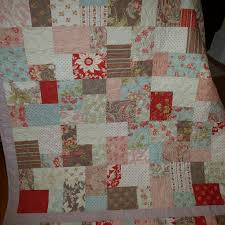 25 best Quilts - Double Slice Layer Cake images on Pinterest ... & Somersault 2014 - Missouri Star Quilt's tutorial for Double Slice layer  cake quilt Adamdwight.com