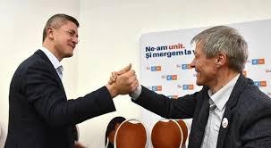 Dan Barna a fost desemnat candidatul comun la prezidențiale al Alianței 2020 USR PLUS. Dacian Cioloș va fi candidatul la funcția de prim-ministru / Negocierile dintre USR și PLUS s-au încheiat