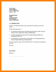 5 Covering Letter Word Format Prome So Banko