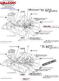 heat riser valve on corvette chevrolet willcox