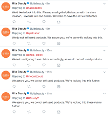 the ulta beauty scandal was used