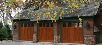 wood garage doorResidential Wood Garage Doors in Kansas City  Shawee