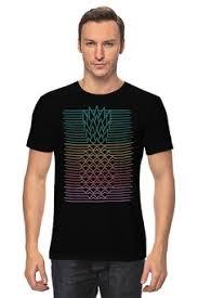 Мужские <b>футболки</b> классические c неординарными принтами ...
