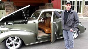 1939 Chevrolet Opera Coupe Street Rod - YouTube